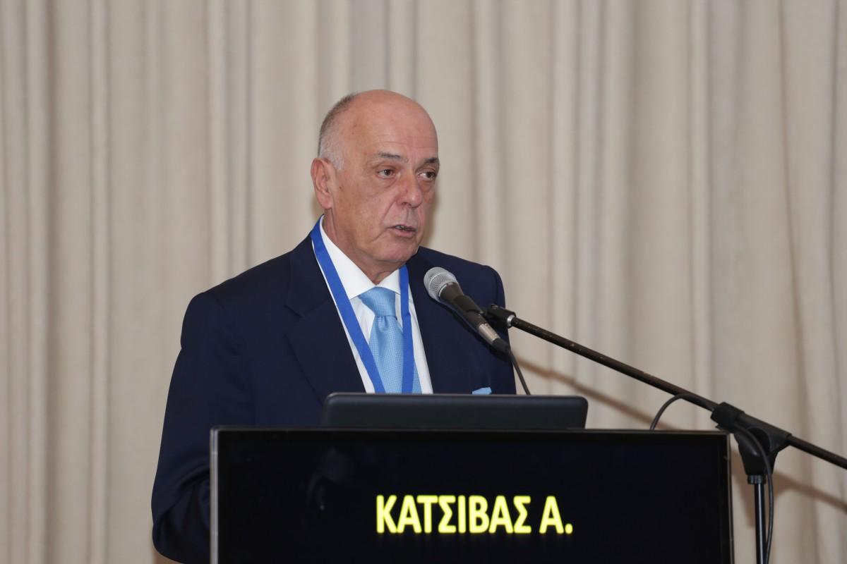 1ο Αρρυθμιολογικό Συνέδριο - 2015 Αθήνα - Απόστολος Κατσίβας